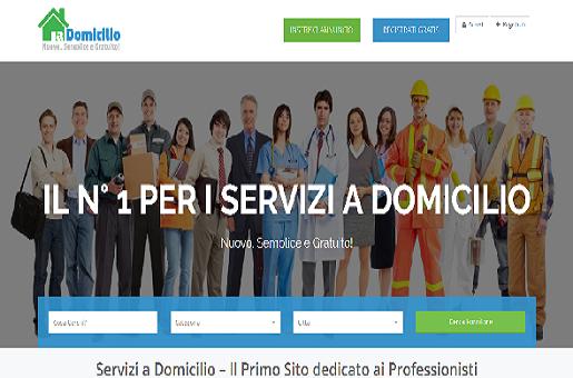 Adomicilio - Servizi a Domicilio Roma