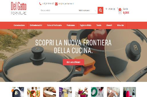 Delgattoforniture.it - Forniture per la Ristorazione Anzio