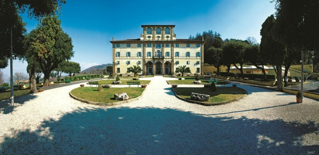Grand Hotel Villa Tuscolana Frascati