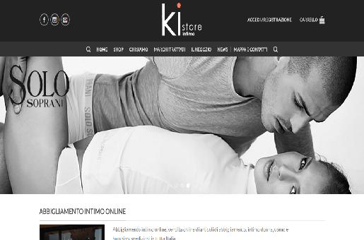 Kistoreabbigliamento.it - Negozio Abbigliamento Intimo Online