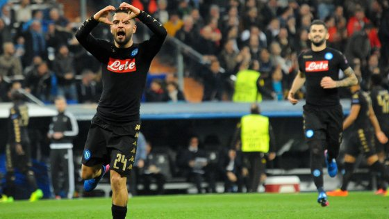 Real Madrid Napoli Ottavi di Finale Champions League