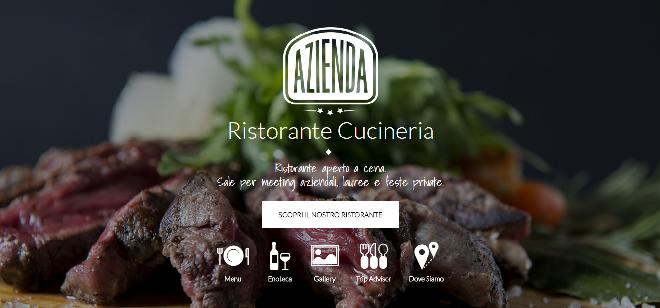 Azienda Cucineria - Ristorante