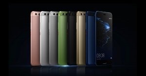 Huawei P10 e P10 plus