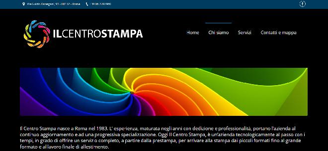 IlCentroStampa.it - Tipografia a Roma