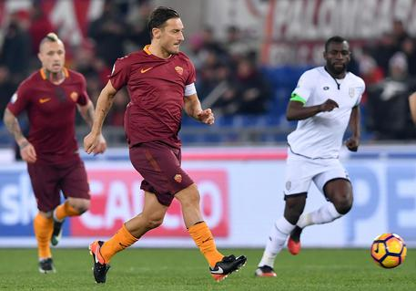 Roma Cesena Coppa Italia
