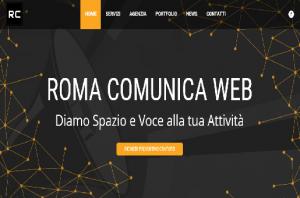 RomaComunicaWeb.it - Agenzia Siti Web e Comunicazione Roma