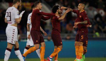 Roma Torino 25 Giornata di Serie A