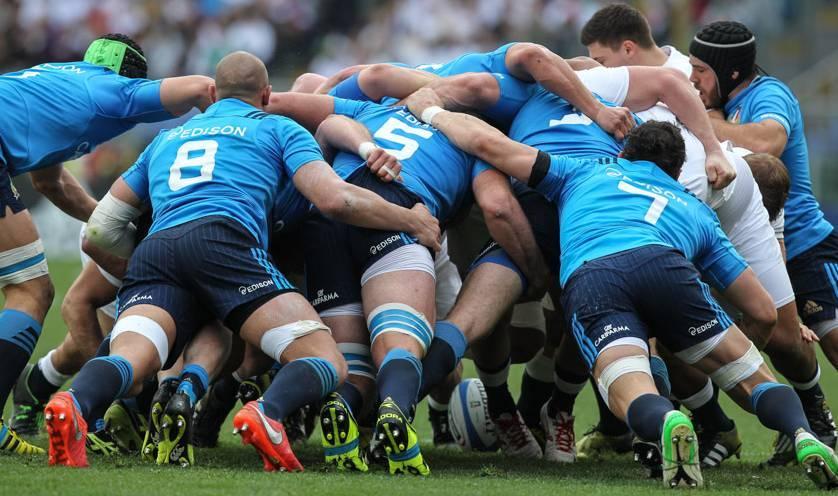 Rugby 6 Nazioni Roma