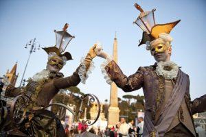 Carnevale Roma 2017