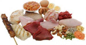 I Protidi più comunemente le Proteine