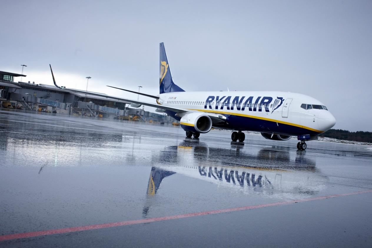 Ryanair voli Ciampino Fiumicino