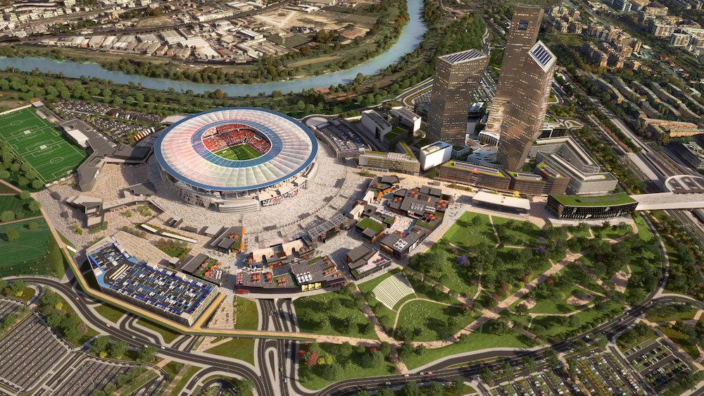Nuovo Stadio As Roma- Si può fare o non si può fare?
