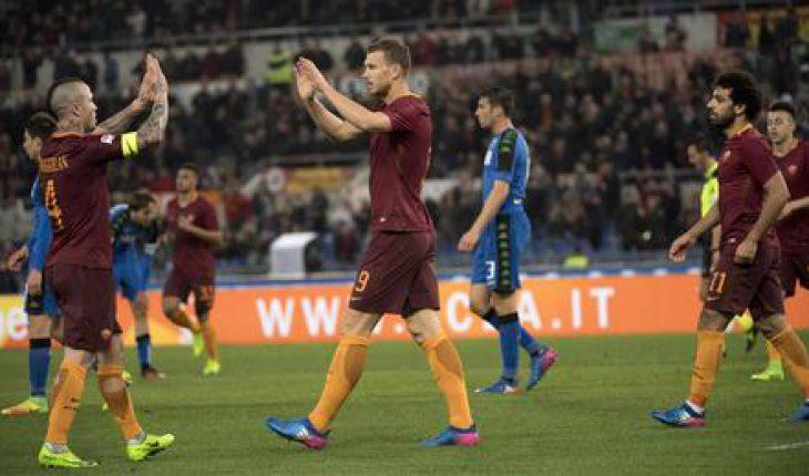 Roma Sassuolo 29 Giornata del Campionato di Serie A