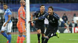 Napoli Real Madrid Ottavi di finale di Champions League