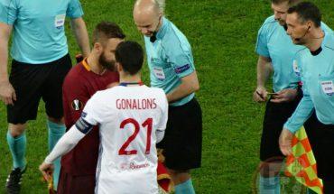 Olympique Lyon Roma Ottavi di finale Europa League