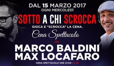 Cabaret Roma Too Club - Mercoledi 15 Marzo