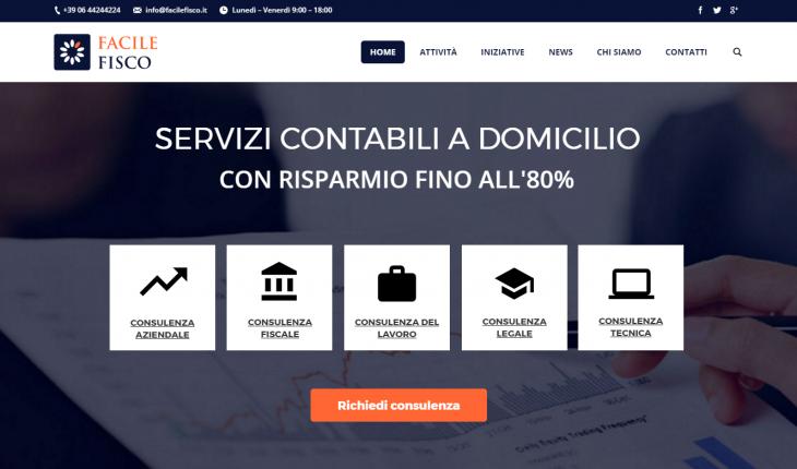 Commercialista a Domicilio Roma - Facile Fisco - Servizi Contabili a Domicilio Roma