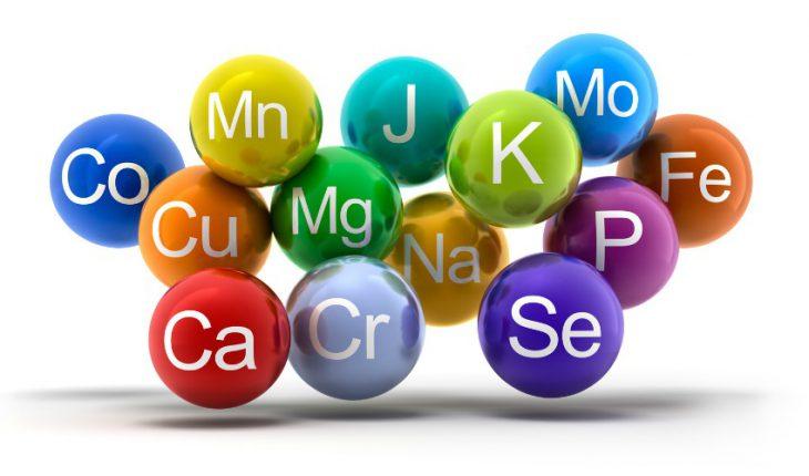 I Sali Minerali e le loro funzioni