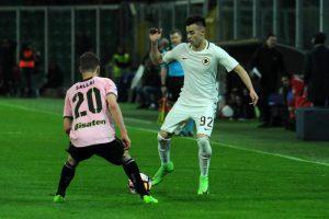 Palermo Roma 28 Giornata di Serie A