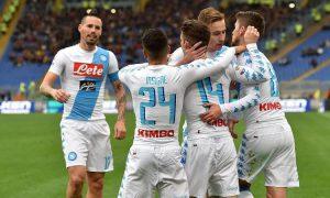Roma Napoli 27 Giornata di Serie A