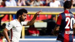 bologna roma 31 giornata del campionato di serie a