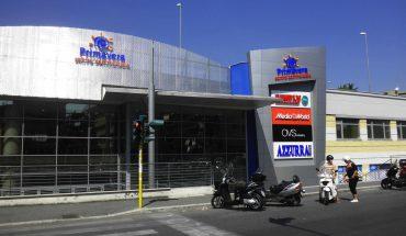 Il Centro Commerciale Primavera