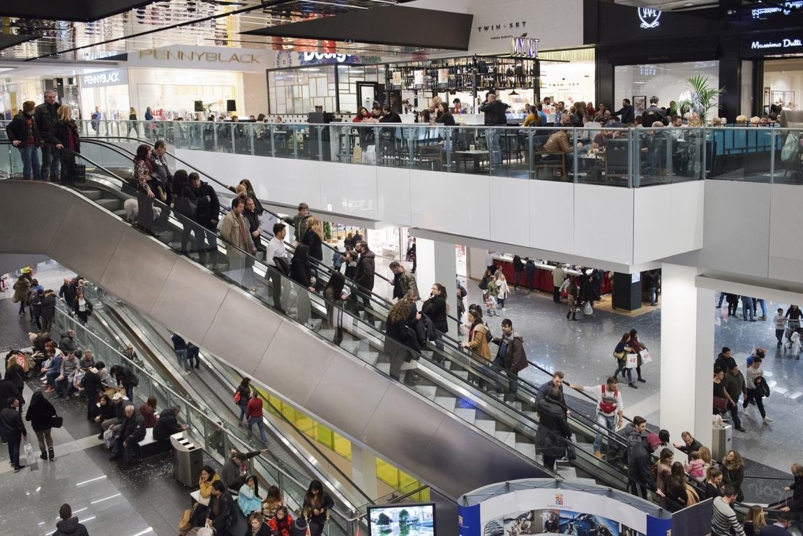Centro commerciale porta di roma negozi orari di for Leroy merlin porta di roma