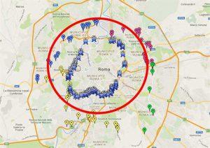 anello ferroviario a roma