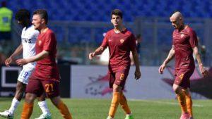 Roma Atalanta 31 Giornata di Campionato di Serie A