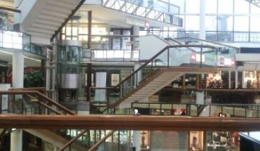 Il Centro Commerciale Cinecittà due
