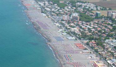 Il mare della Tuscia Tarquinia