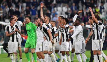 Juventus Monaco Semifinale di ritorno di Champions League