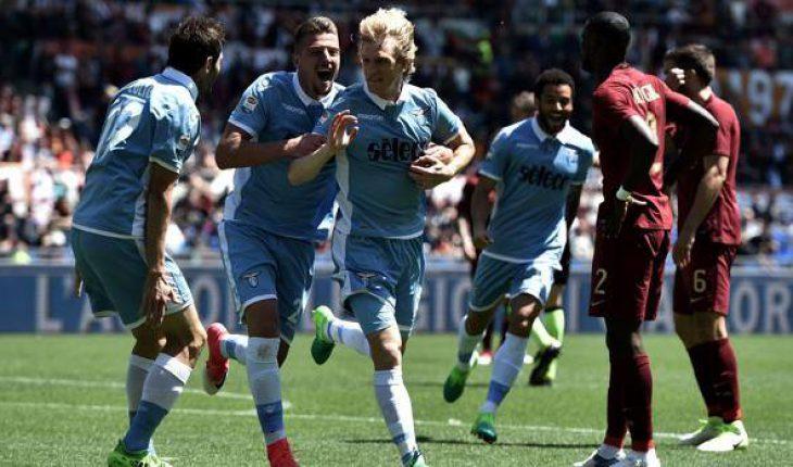 Roma Lazio 34 Giornata di Campionato di Serie A