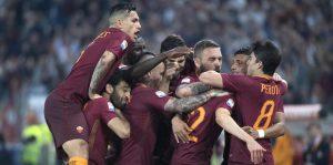 Roma Juventus 36 giornata del Campionato di Serie A