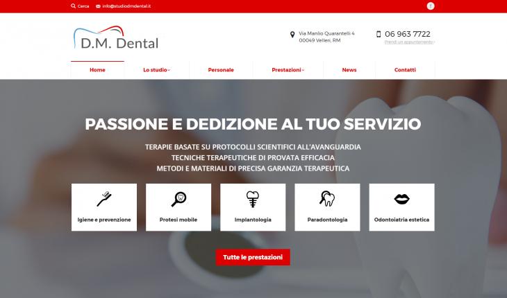Dentista Velletri - D.m. Dental - Ambulatorio Odontoiatrico