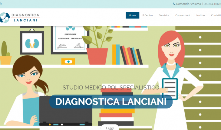 Ecografia Piazza Bologna Roma - Diagnostica Lanciani - Studio Medico Polispecialistico