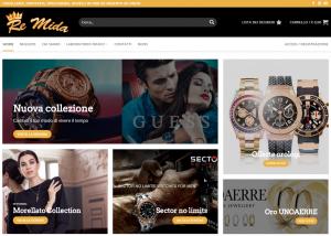 Gioielleria Anzio - Remidaoro.it vendina online di orologeria, oro e argento