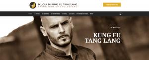 Palestra Kung Fu Roma - Scuola di Kung Fu Tang Lang