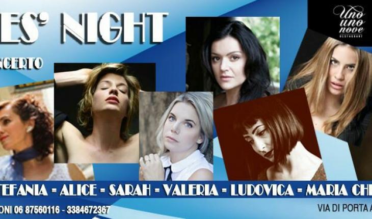 Too Club Lady's Night - Mercoledì 3 Maggio