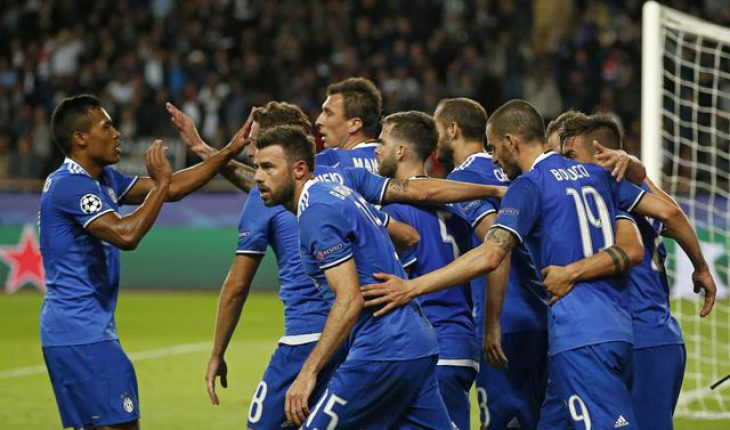 Monaco Juventus Semifinale di Champions League