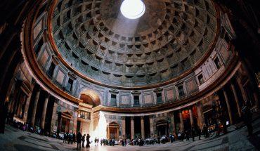 il pantheon tempio