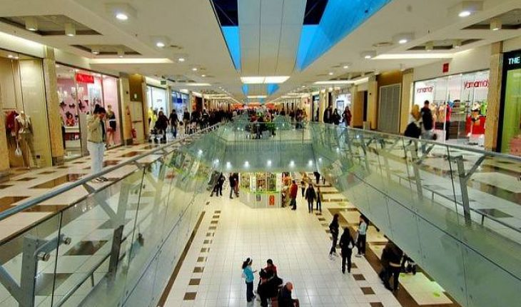 Il Centro commerciale Parco Leonardo