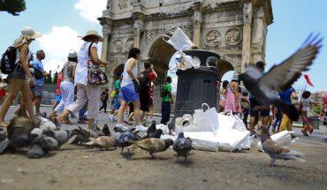 roma e bufera rifiuti