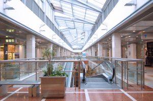 Centro Commerciale Tor Vergata Galleria