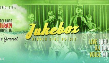 E42 Roma - Jukebox Night
