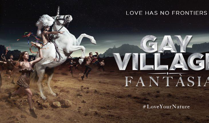Gay Village 2017 Roma -16 Edizione - Fantasia