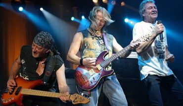 deep purple in concerto al palalottomatica