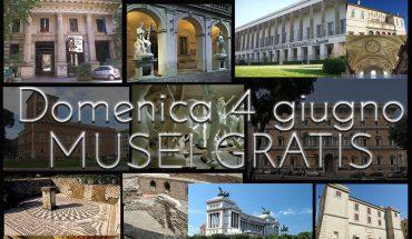 gratis a roma i musei