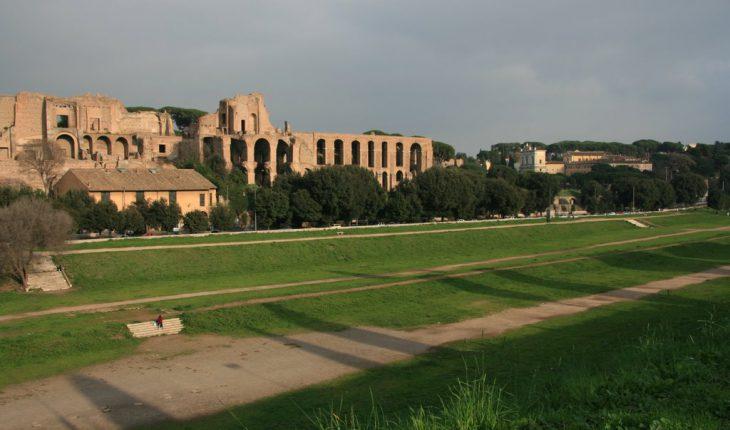 il circo massimo a Roma