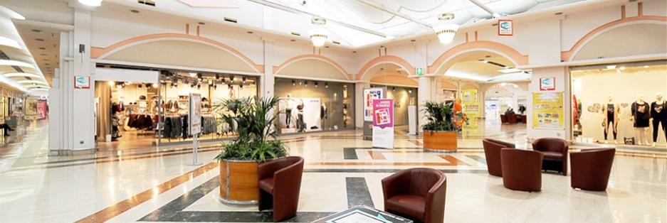 Centro Commerciale Auchan Casalbertone galleria